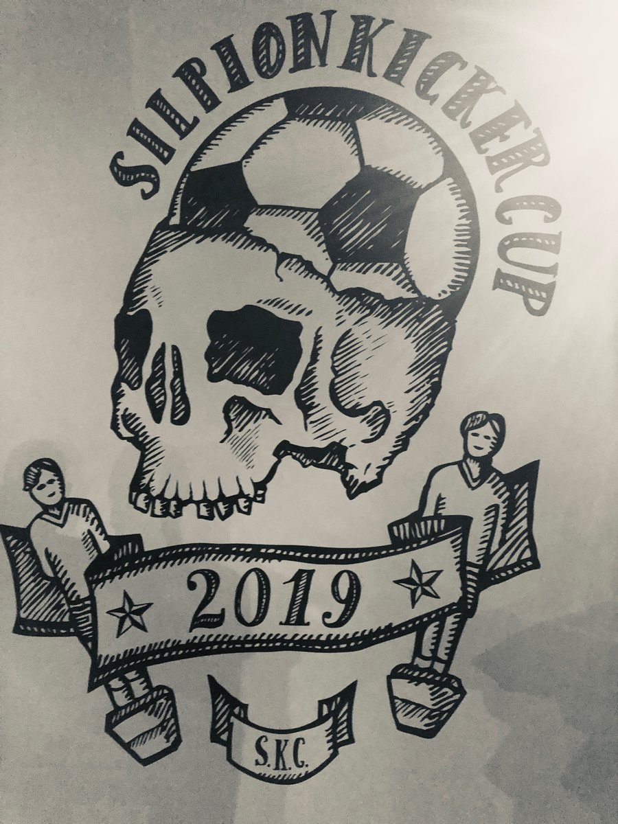 Silpion Kicker Cup 2019 Logo